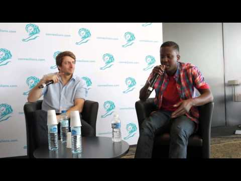 Jamal Edwards (SB.TV) at Cannes Lions 2014