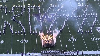 "Husky Marching Band | UW vs Stanford Halftime - ""A Tribute to KISS"" 9.27.14"