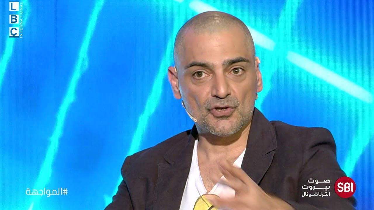 الممثل رودني حداد ضيف المواجهة السبت الساعة 9:40 مساءً على LBCI و SBI  - 16:57-2021 / 6 / 11