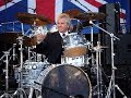 73 YEAR OLD *AMAZING DRUMMER* - Barry Whitwam from the Herman's Hermits