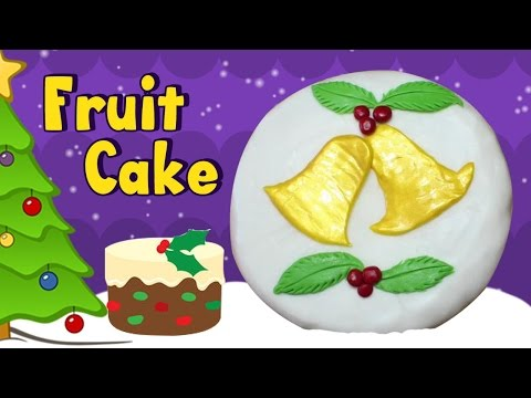 Christmas Recipe | How To Make A Fruit Cake