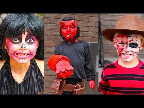 Best Halloween Costume Ideas For Kids 2019 | Monster Day