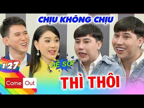 Come Out - BRAS 127 I Chàng trai GÂY NÁO LOẠN vì 'XỊT NƯỚC HOA', Khánh Chi - Minh Tuân ĐỠ KHÔNG KỊP