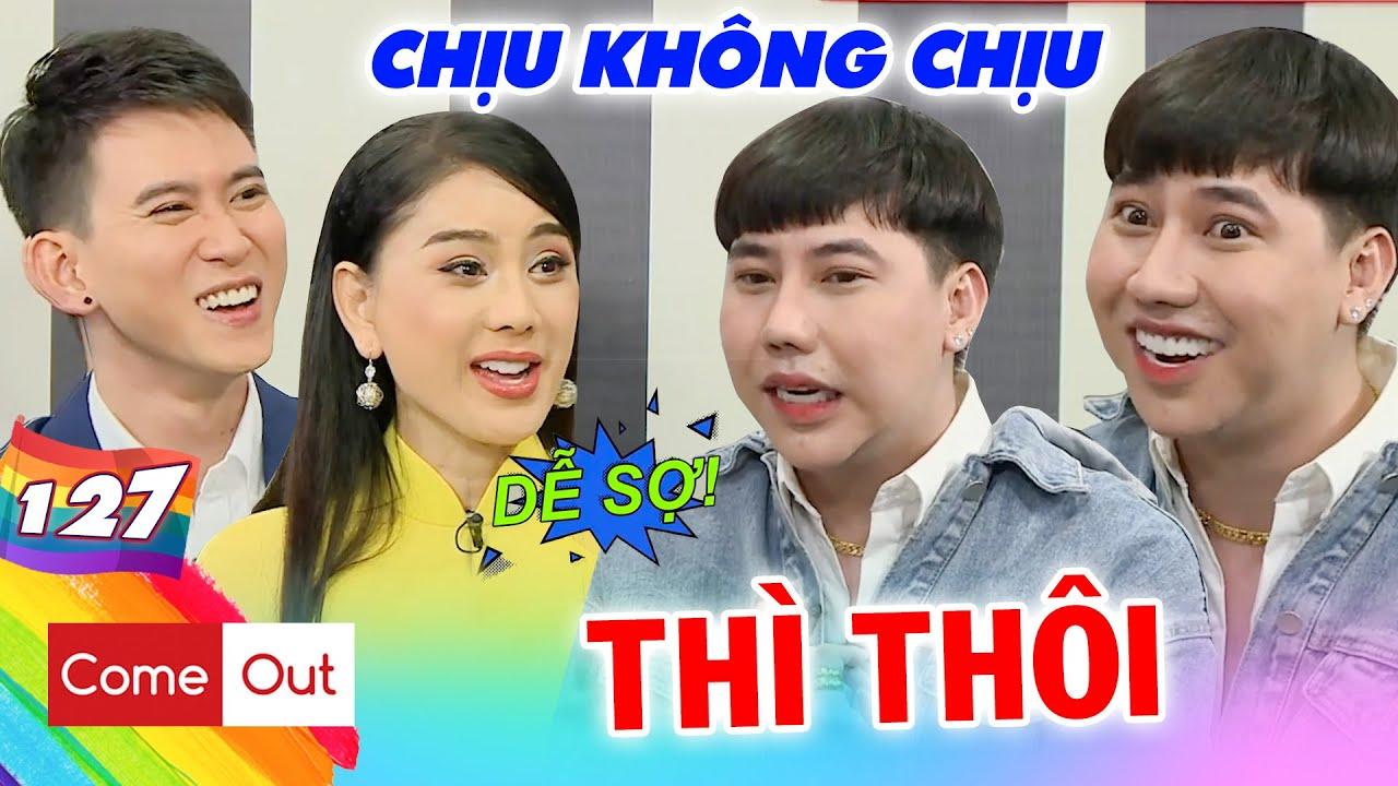 Download Come Out - BRAS 127 I Chàng trai GÂY NÁO LOẠN vì 'XỊT NƯỚC HOA', Khánh Chi - Minh Tuân ĐỠ KHÔNG KỊP