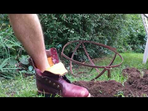 Replacing A Norway Spruce Tree That We Mowed Over – Timberland Boots