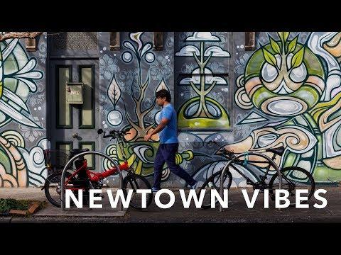NEWTOWN VIBES — Shooting Photos w/ Horst