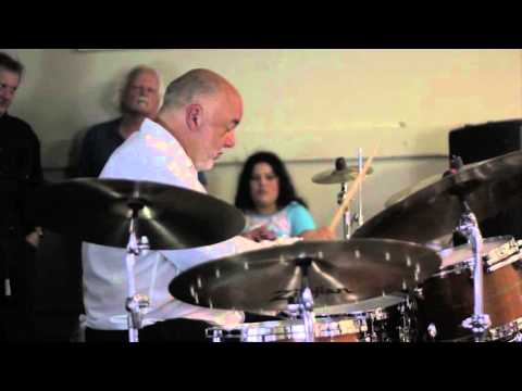 Peter Erskine Clinic At Donn Bennett Drum Studio   Highlights