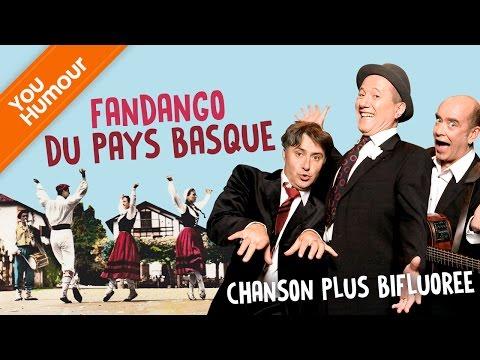 CHANSON PLUS BIFLUOREE - Fandango du pays basque