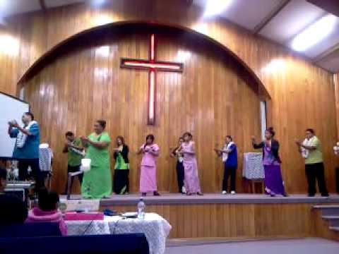 El Shaddai Youth - Samoan AOG