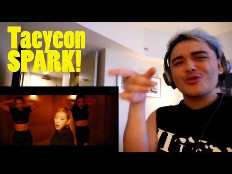 Taeyeon - Spark MV Reaction | Taeyeon So Fierce!