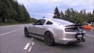 EPIC MUSTANG FAILS COMPILATION