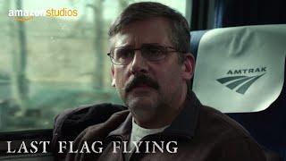 Last Flag Flying - Clip: Larry   Amazon Studios thumbnail
