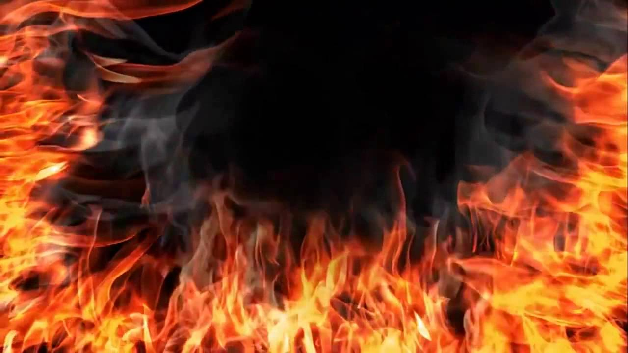 Огонь фон