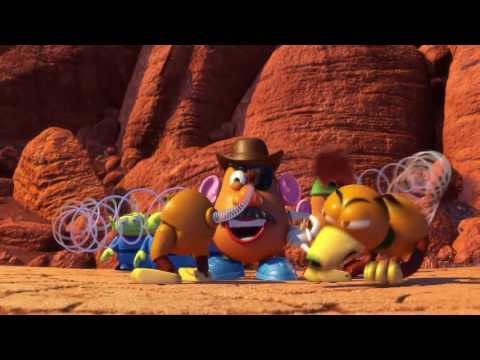 Toy Story is back, an unusual venture!