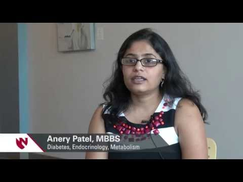 Dr  Anery Patel, Diabetes, Endocrinology, Metabolism