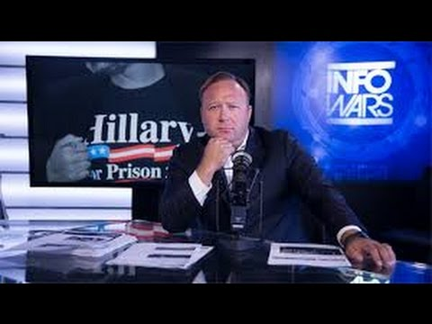 Download Youtube: LIVE STREAMING The Alex Jones Show - U.S. To Strike NKorea?