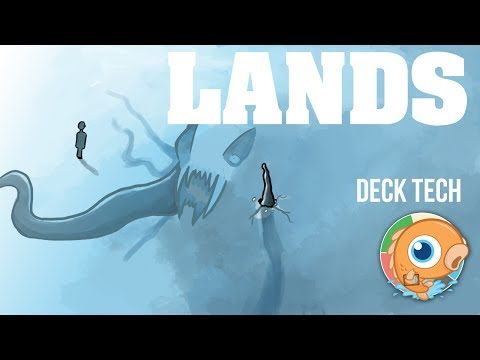 Instant Deck Tech: Lands (Legacy)