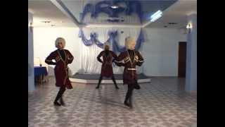 Кавказки танцевальный коллектив на свадьбу