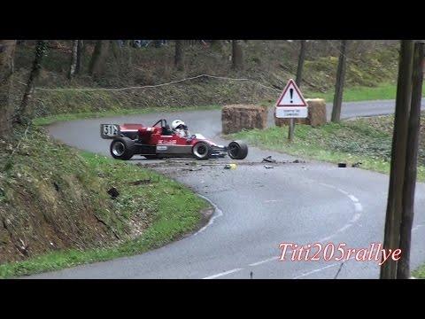 best of crash 2016 (rallye, course de côte et slalom)