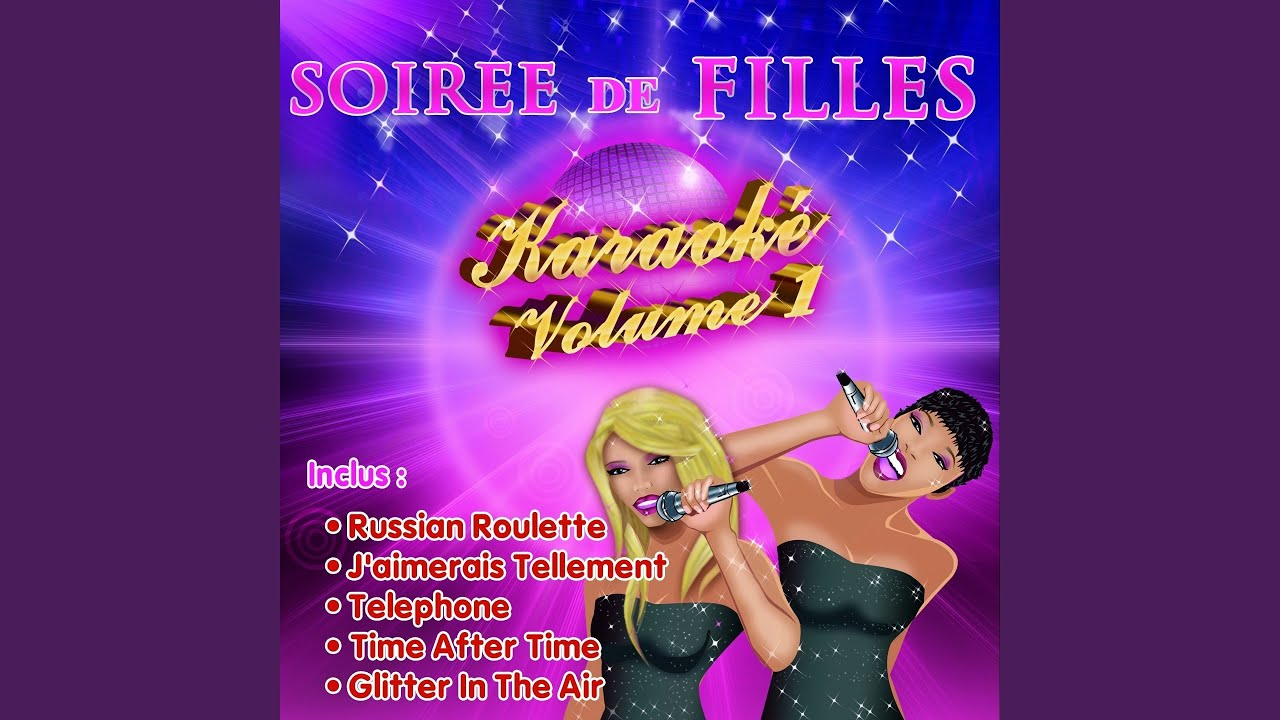Download Glitter in the Air (Karaoke With Backing Vocals) (Originally Performed By Pink)