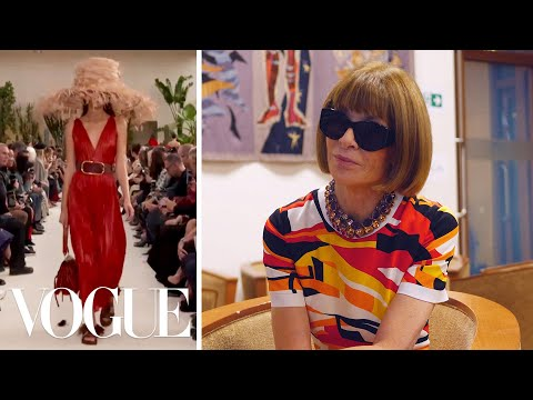 Anna Wintour On the Highlights of Paris Fashion Week | Vogue
