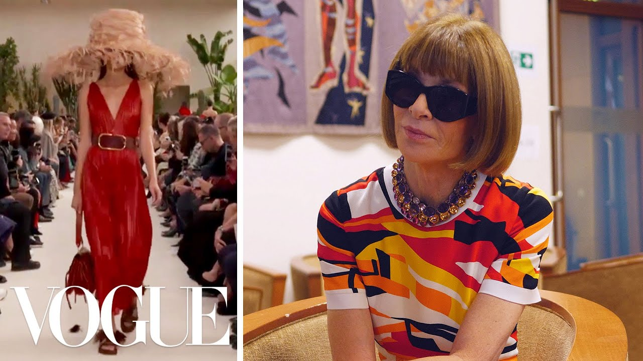 03a119770d Anna Wintour On the Highlights of Paris Fashion Week