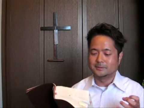 「祈りの戦い」ダニエル書10章10節から14節by kirisutoinochi1