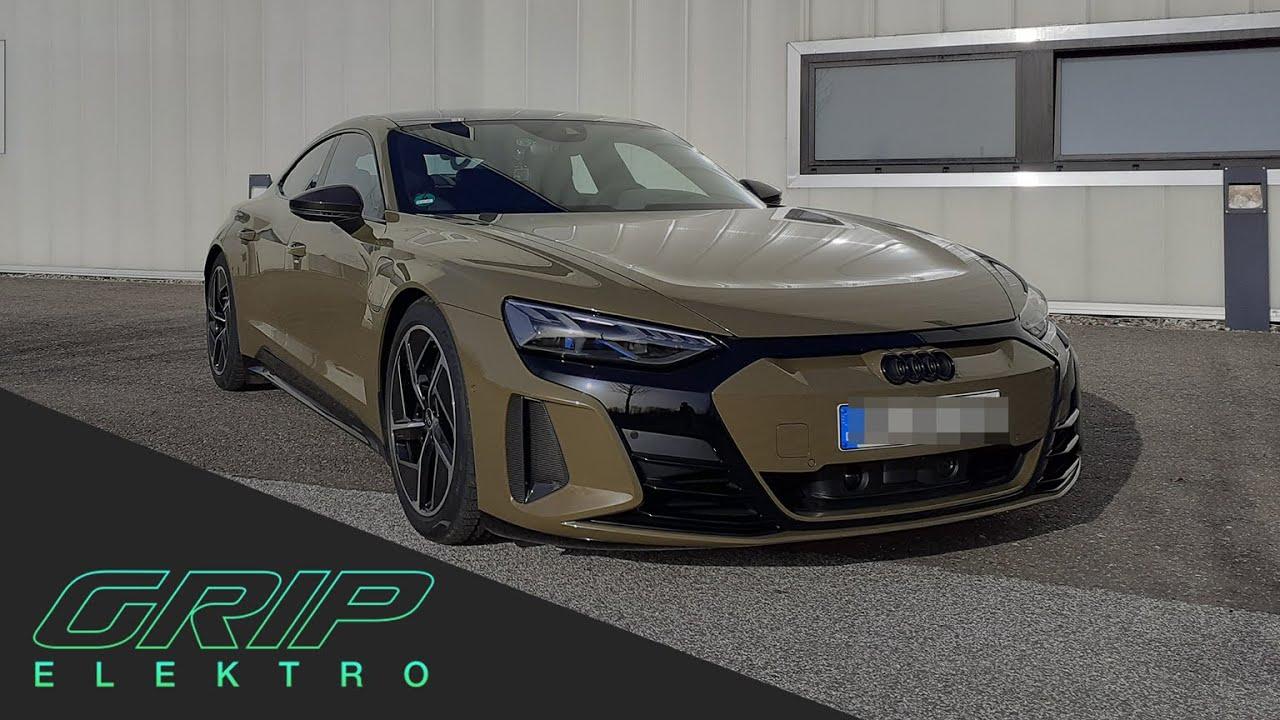 Audi RS e-tron GT | GRIP Elektro