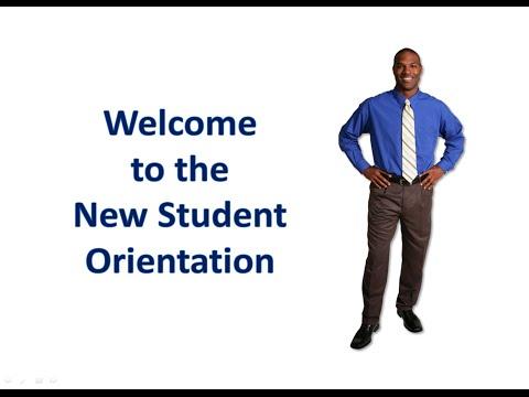 New Student Orientation Navigation Instructions