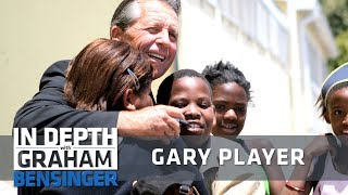 Gary Player: Go to my grave knowing I changed lives