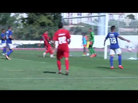 Liga Revelação: Belenenses SAD 2 - 2 CS Marítimo