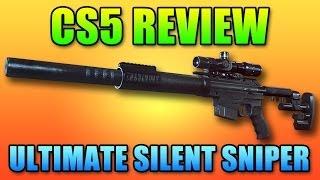 Battlefield 4 CS5 Review - Highest DPS Sniper Rifle! BF4