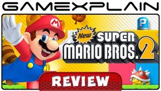 New Super Mario Bros. 2 - Video Review (Nintendo 3DS) [HD] (Video Game Video Review)