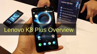 Lenovo K8 Plus (3GB) Review Videos