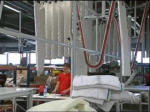производство на матраци Иновации в производството на матраци ТЕД/Mattro.  YouTube производство на матраци