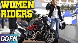 🔴 Why Are There So Few Women Motorcycle Riders?