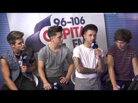 Capital at Leicester Music Festival: Union J
