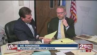 McVeigh letters from prison