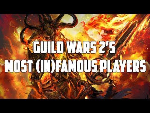 Guild Wars 2's Most Famous & Infamous Players thumbnail