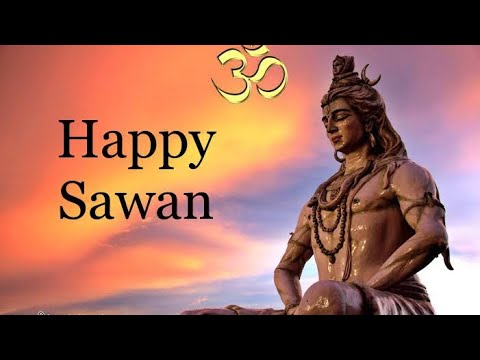 Happy Sawan Whatsapp Status/ Happy sawan / Bholenath Status/ Mahadev  Whatsapp Status/ Shivratri