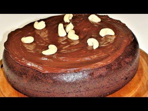 Очень простой  пышный Тортик . Как приготовить торт в мультиварке.