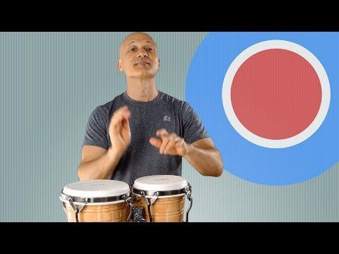 "Bongo Lesson ""Calypso"" Rhythm"