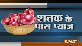 Special Report: Soaring Onion Prices Leaves People with Watery Eyes - India TV