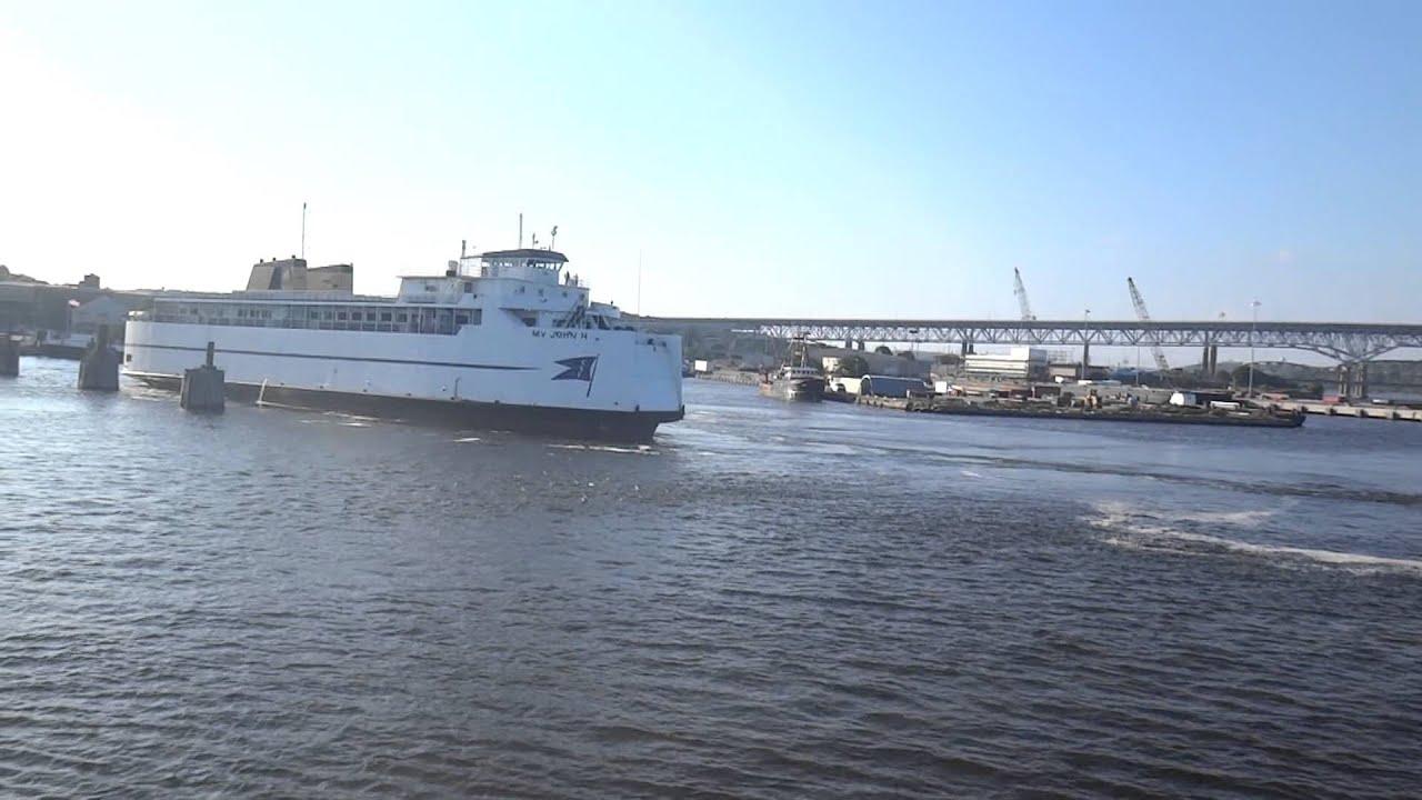 New London Ct Ferry Block Island