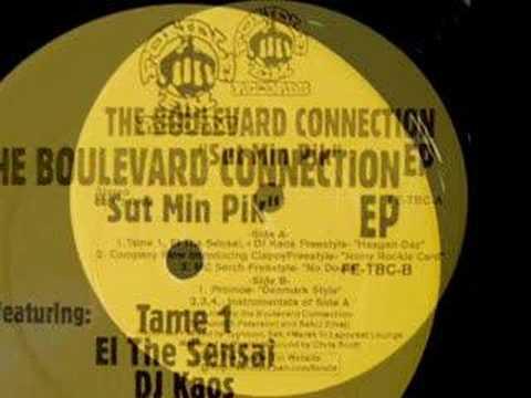 The Boulevard Connection - Sut Min Pik EP