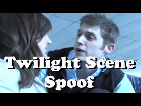 Twilight Scene Spoof