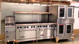 Click to view our video: North Rim's Commercial Kitchen Developments
