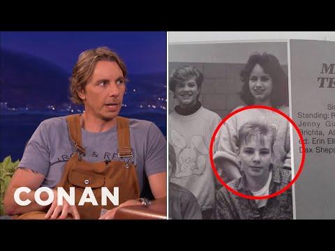 Dax Shepard Was A Math Team Stud  - CONAN on TBS