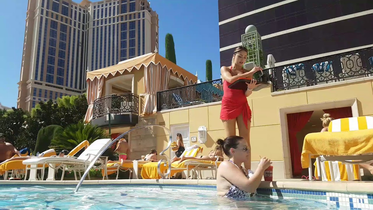 Wynn Las Vegas Pool Youtube