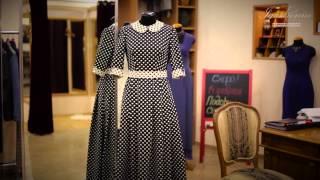 Платье в горох от Igor Pronin